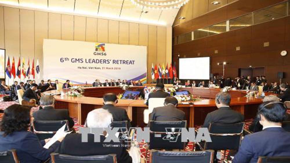Kết thúc các hoạt động của Hội nghị GMS6 và CLV10